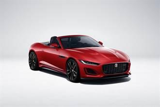 以黑色為主題,Jaguar推出F-TYPE R-Dynamic Black特仕車款