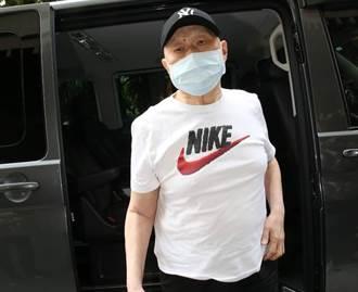 孫道存涉侵占基金會公款 現身北檢報到入監服刑1年3月
