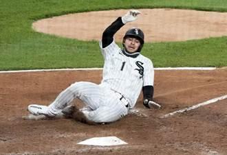 MLB》砸到跑者頭盔!張育成再見失誤輸掉比賽