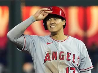 MLB》大谷翔平3安、3打點 超狂擊球初速寫新高