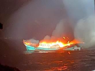宜蘭海域不平靜 接連發生火燒船、釣客落海失蹤