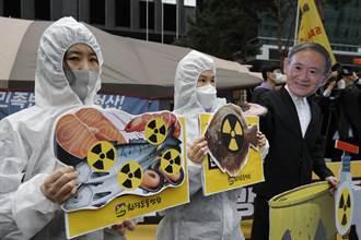 日福島核廢水排入海 韓反對要求公開資訊