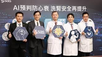 台北榮總研發AI預判防心臟衰竭 洗腎安全再提升