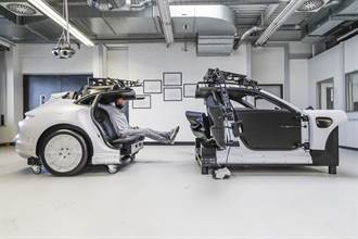 Porsche Taycan Cross Turismo 座艙設計秘辛公開