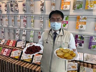 「果乾外交」乘勝追擊 黃偉哲親挑台南之光驚喜包送蕭美琴
