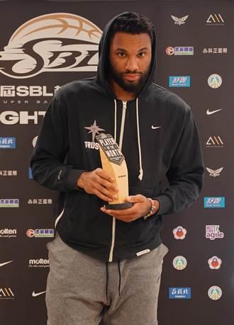 SBL》台銀洋將艾爾文獲選三月最佳球員