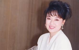 71岁翁倩玉长这样 离婚日籍尪23年单身至今