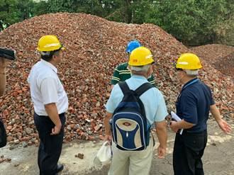 營建混合廢棄物案件增多 中市率先訂處分原則