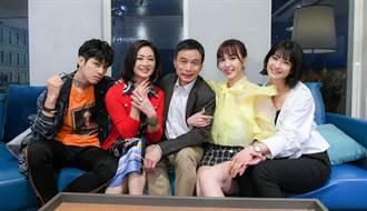 《三隻小豬》首播收視最高點是他 賴雅妍、魏蔓爭寵逼問李天柱「死亡題」
