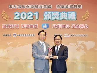 華南銀行力挺新南向 獲海外信保基金四大獎項