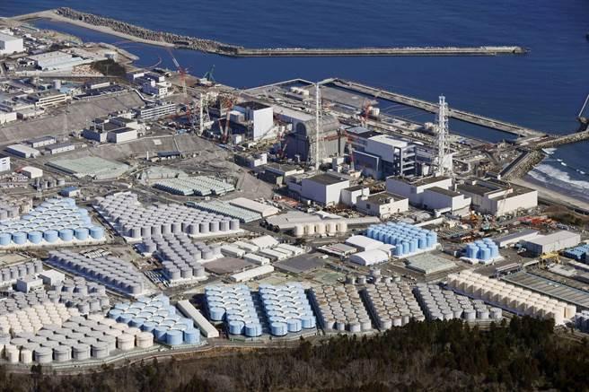 日本決定福島核廢水2年後將稀釋排入海中。(圖/路透社)