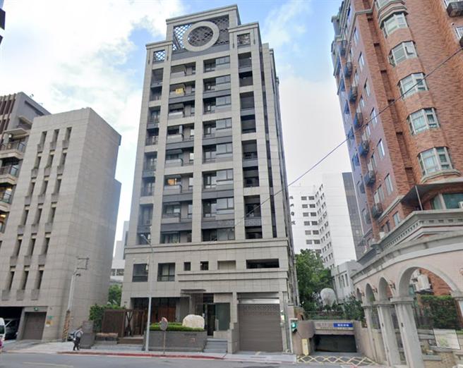 北市建管處爆集體貪瀆 1日火速核發豪宅建案使用執照(翻攝 Google Maps)