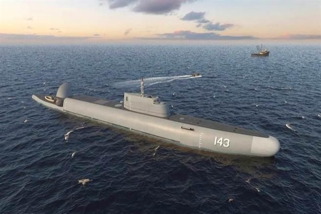 俄羅斯研製出「潛水巡邏艇」海岸巡護更方便