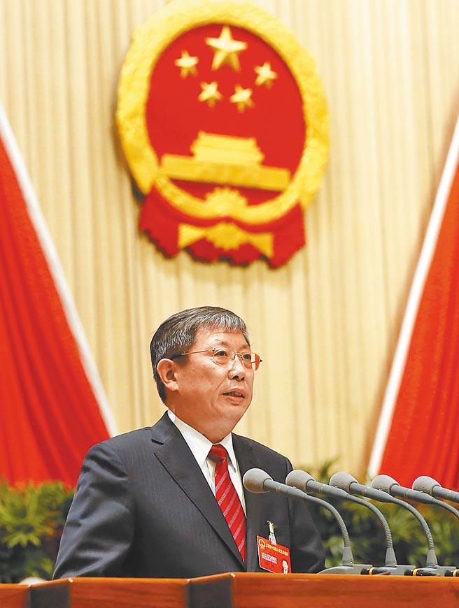 前上海市市長楊雄12日過世,他曾於2008年訪台。(中新社)
