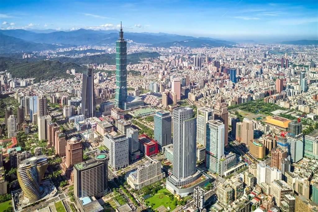 台北市人口連年下滑,已跌破260萬人。(資料照)