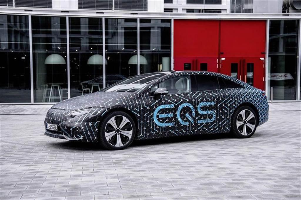 賓士:EQS 豪華電動車上市第一天就會賺錢,只是利潤沒有 S Class 多