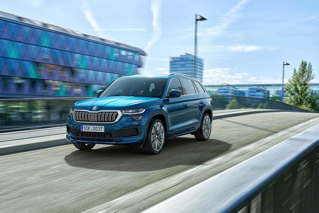 以精緻、數位化創新維繫市場戰力 Škoda 小改款 Kodiaq 發表
