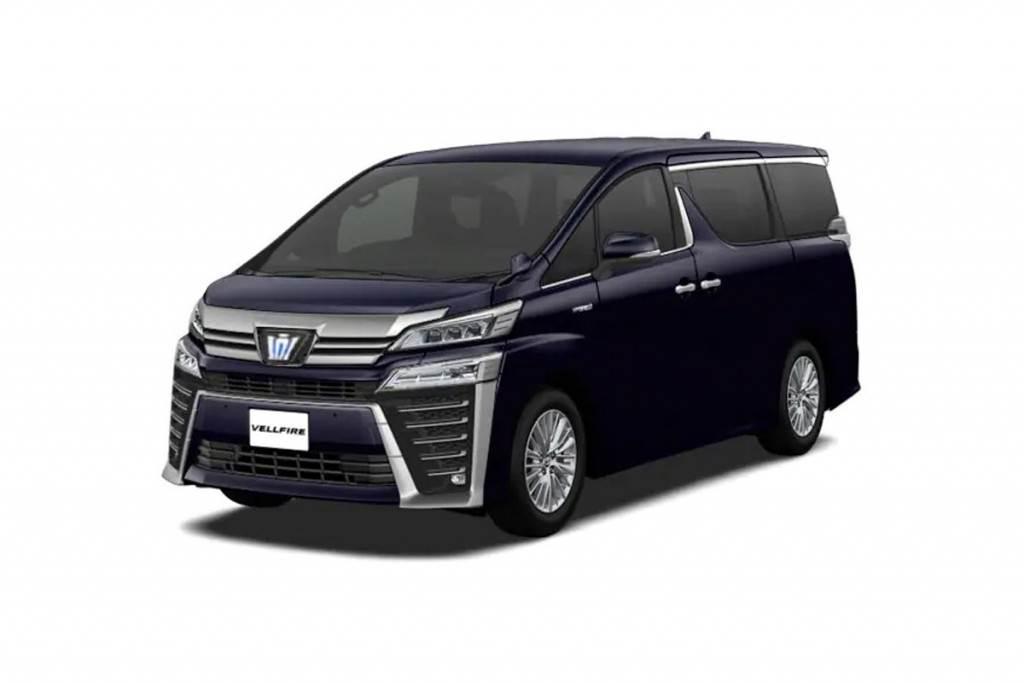 2021 上海車展前瞻:「皇冠」轉型成高級子品牌,Toyota CROWN Vellfire 皇冠威爾法曝光!