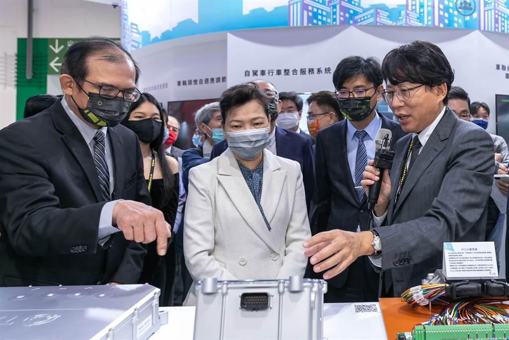 經濟部打造千項車電專利庫 25項亮點展品 創造產業技術新突破