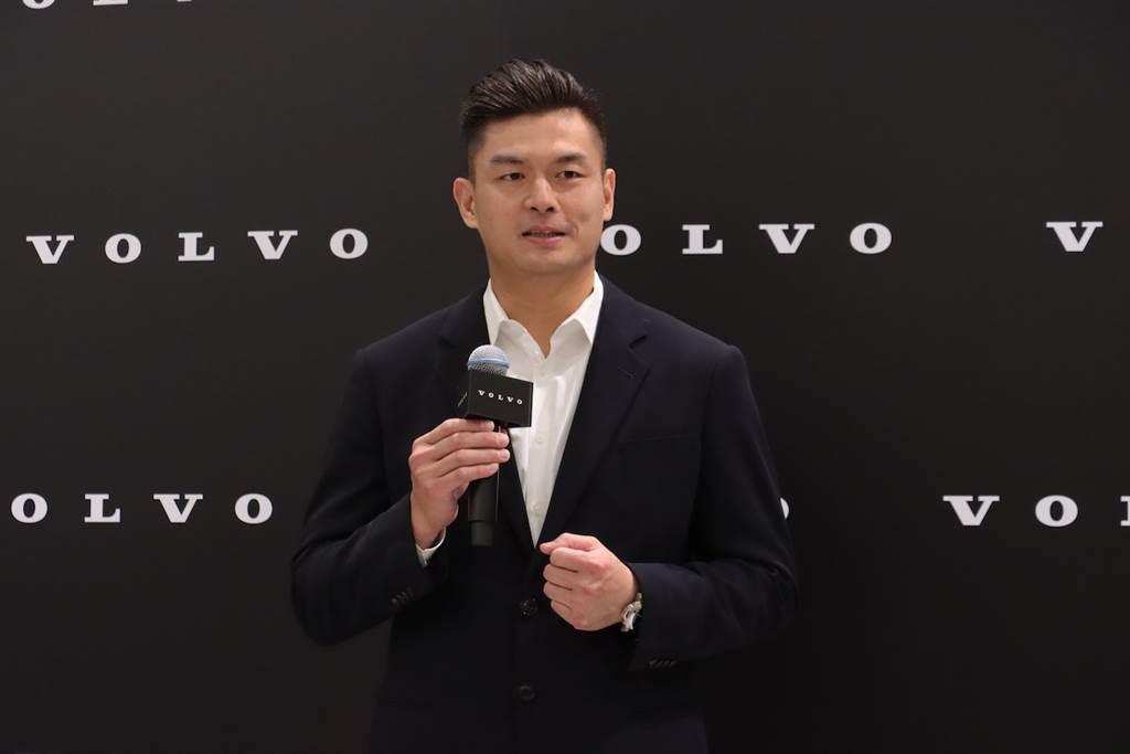 胡同燒肉橘焱國際董事長吳念忠
