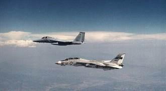 F-14 VS F-15 雄貓與鷹誰更強?