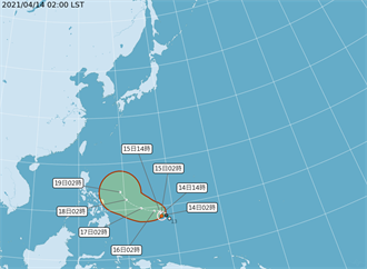 一颱救台灣?舒力基颱風生成恐變中颱 最靠近台灣時間曝光