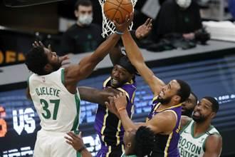 《時來運轉》主筆室-NBA傳統大戲登場 綠衫可望客場奏捷