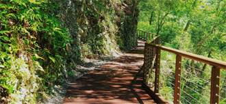 八仙山森林遊樂區優化公共設施 半票優惠4/15起跑