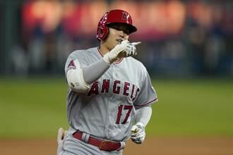 MLB》打者翔平又來了 狂敲極速內野安+超大號全壘打
