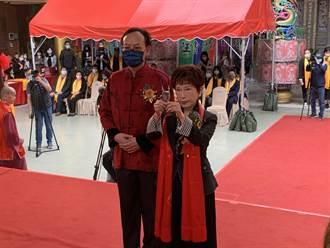 「三月三、拜軒轅」敬拜中華民族文明始祖 洪秀柱循古禮主拜