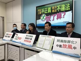 促轉會再延任1年 藍委:蘇貞昌準備2024拿來自用