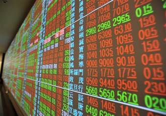 台股上下狂震375點 收盤漲41點爆4800億天量