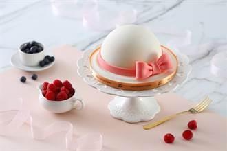 麗緻坊母親節慕斯蛋糕開賣 4月30日預定享早鳥優惠