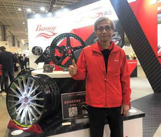 波力-KY今年續佈建兩岸碳纖維複材汽車輪圈經銷商