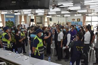 前竹都市計畫座談會有民眾到場抗議 中市地政局:依法執行