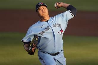 MLB》柳賢振生涯60勝到手 6.2局7K瀟灑退洋基