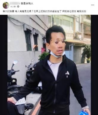 果販遭竊PO網抓賊 網友驚見嫌有職籃球星明星臉