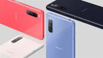 Sony發表防水5G親民機種Xperia 10 III 夏初上市
