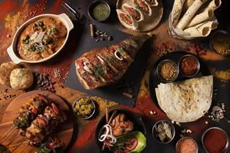 限定10天 旅宿業者首推全自助式印度料理饗宴