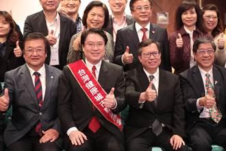 林右昌秘密重訓14天 接掌台灣健康城市聯盟理事長