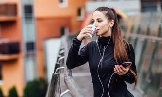 運動前來杯咖啡 研究:選對時機、喝對方法好處多