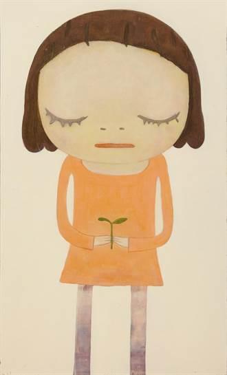日本最貴藝術家奈良美智 首度現身《萌芽》拍場