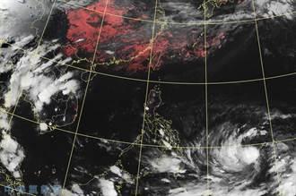 舒力基不排除轉強颱 氣象局:對西半部旱情仍無解