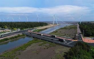 提升通行安全 中市清水濱海橋改建啟動