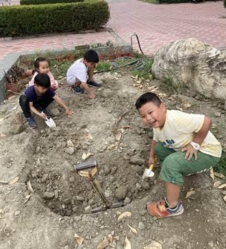 同安國小師生挖造生態池 深刻感受被需要的價值