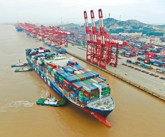 大陸外貿猛增3成 順差擴大7倍