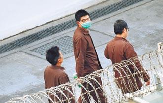 黃之鋒涉反蒙面法遊行 遭判4個月
