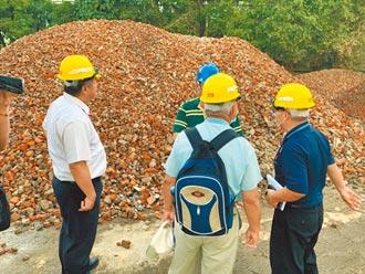 營建廢棄物增多 中市訂處分原則