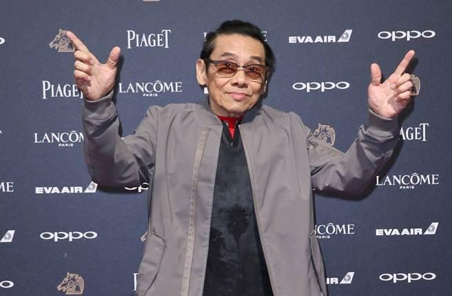 泰迪羅賓是香港演藝圈傳奇人物。(圖/本報系資料照)
