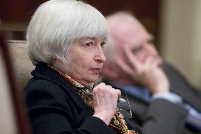 陸學者:美國預料不會把中國列為匯率操縱國,非停止打壓。圖為美國財政部長葉倫。(摘自鳳凰國際網)